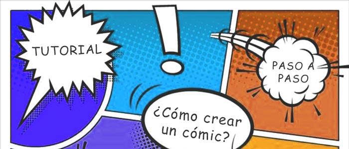 Cómo crear un comic