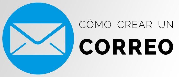 Cómo crear un correo