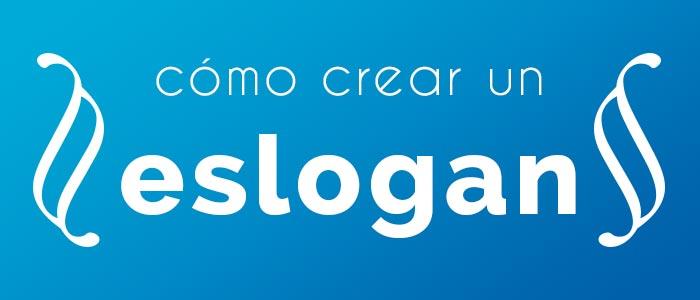 Cómo crear un eslogan