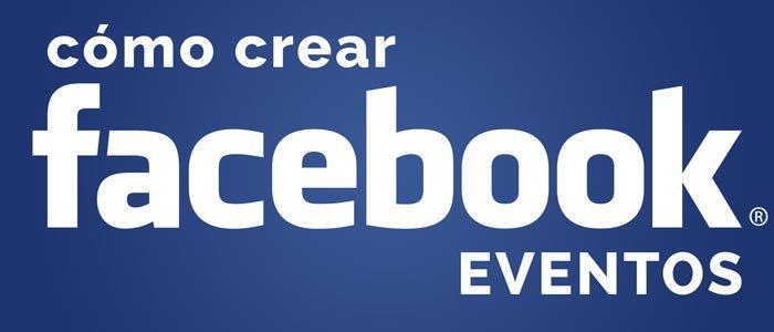 Cómo crear un evento en Facebook