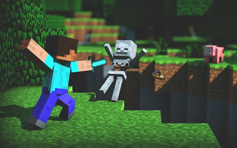 Minecraft en tu propio servidor