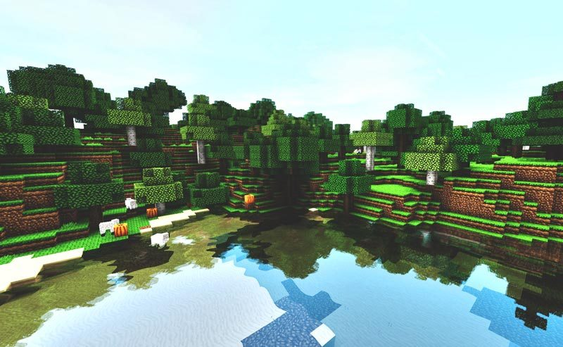 Server de Minecraft